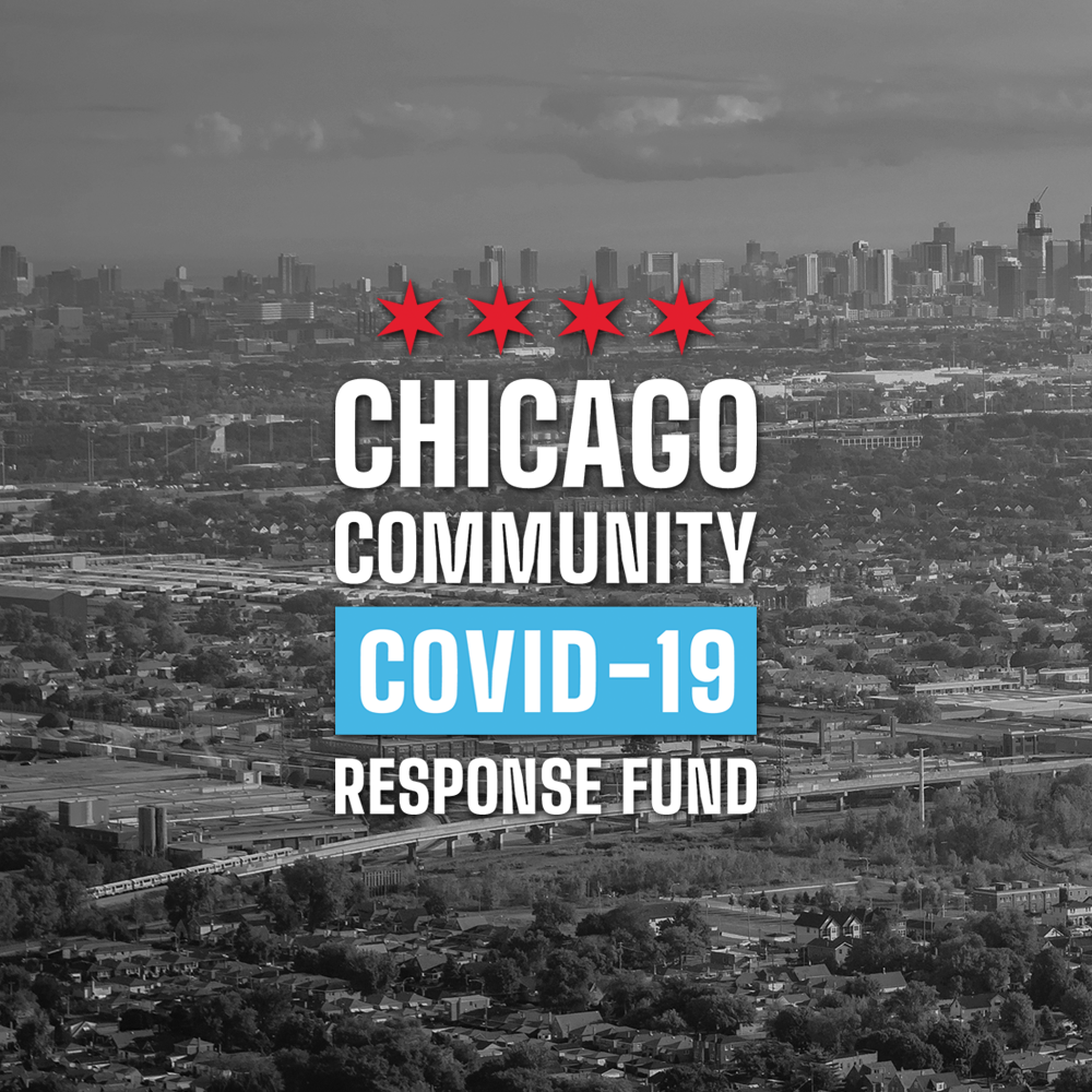 Chicago Community Covid 19 Response Fund Grants Review the logo created by our logo maker and choose the one you like the most. chicago community covid 19 response